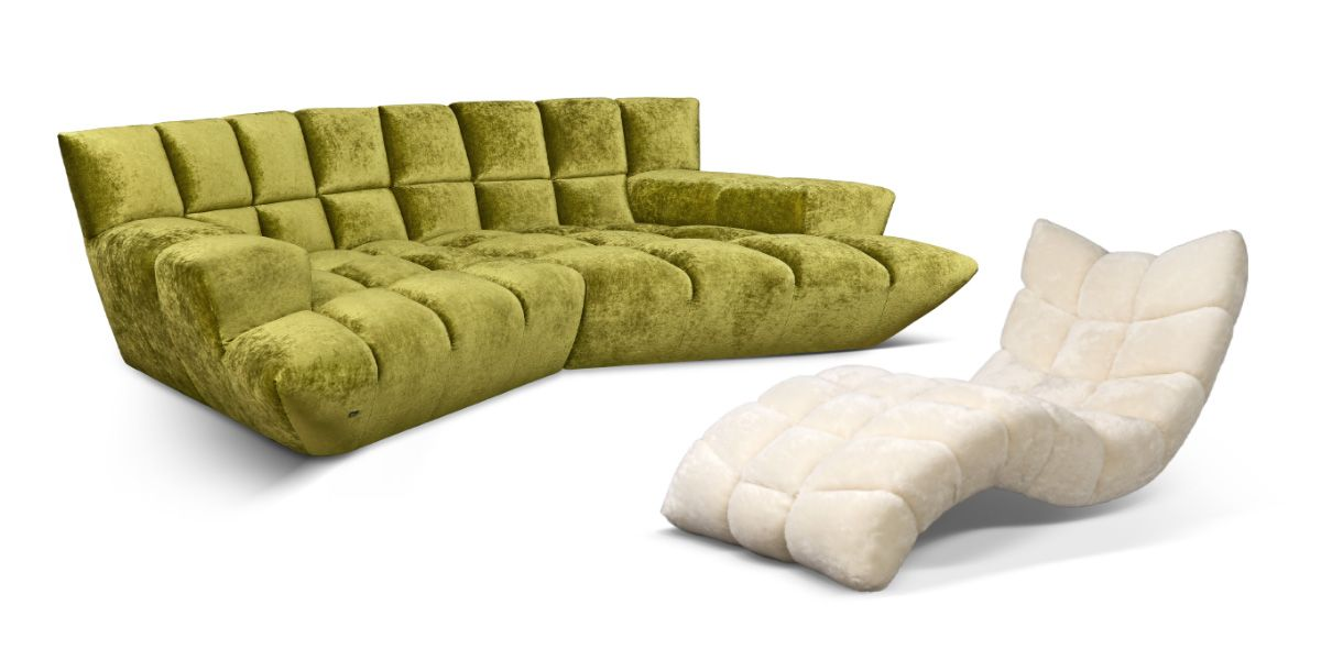 Cloud7 Bretz Design Sofa für große und kleine Räume - made ...